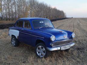 Москвич 403, 1963