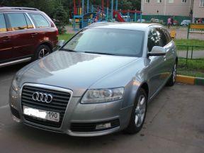 Audi A6, 2008 фото-1