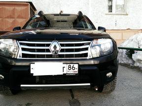 Renault Duster, 2012