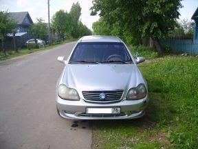 Geely CK (Otaka), 2007