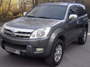 Great Wall Hover, 2007