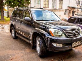 Lexus GX, 2004