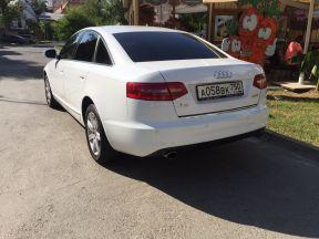 Audi A6, 2009 фото-1