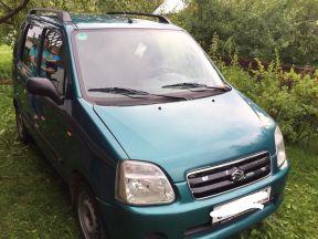 Suzuki Wagon R, 2004