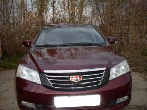Geely Emgrand 7, 2012