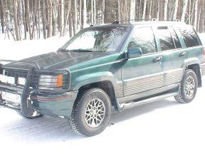 Jeep Grand Cherokee, 1995