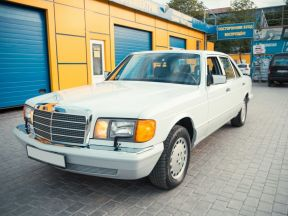 Mercedes-Benz S-класс, 1990