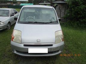 Honda Mobilio, 2002