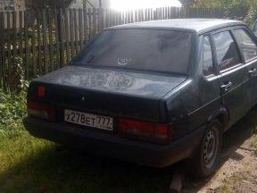 ВАЗ 21099, 2002 фото-1