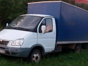 ГАЗ ГАЗель 3302, 2001