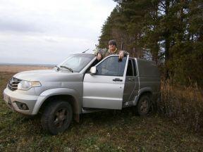 УАЗ Pickup, 2016