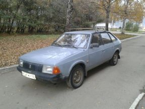 Москвич 2141, 1991