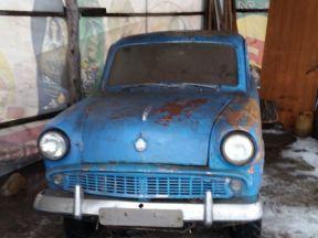 Москвич 407, 1965