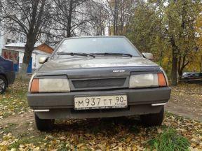 ВАЗ 21099, 2001