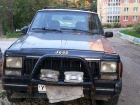 Jeep Cherokee, 1988