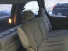 Chrysler Voyager, 2002