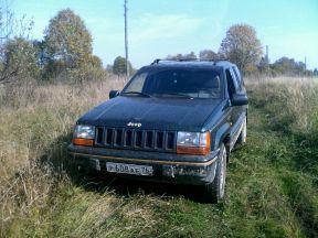 Jeep Cherokee, 1995