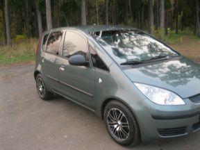 Mitsubishi Colt, 2007
