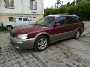 Subaru Outback, 1999
