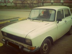 Москвич 2140, 1981