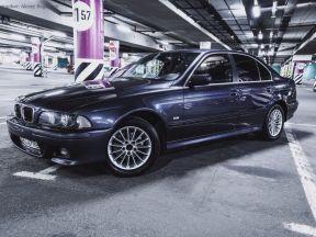 BMW 5 серия, 2002