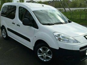 Peugeot Partner, 2013 фото-1