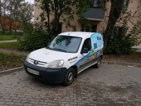 Peugeot Partner, 2008