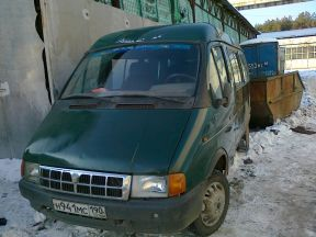 ГАЗ ГАЗель 2705, 2000 фото-1