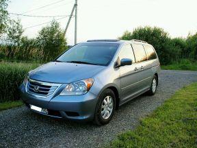 Honda Odyssey, 2010