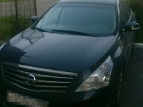 Nissan Teana, 2010 фото-1