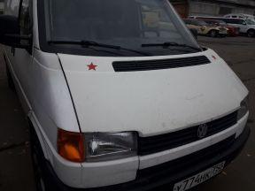 Volkswagen Transporter, 2001