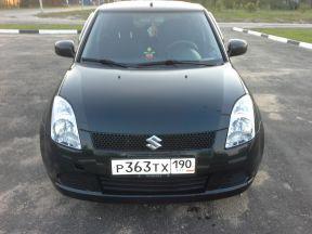 Suzuki Swift, 2006