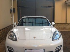 Porsche Panamera 4S, 2010