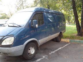ГАЗ ГАЗель 2705, 2007