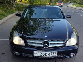 Mercedes-Benz CLS-класс, 2008