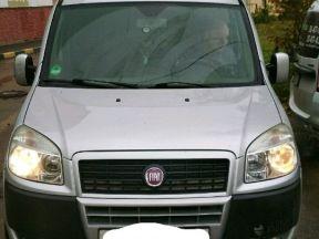 FIAT Doblo, 2008