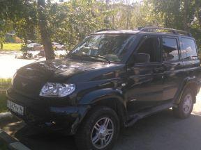 УАЗ Patriot, 2011 фото-1