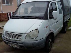 ГАЗ ГАЗель 33023, 2005 фото-1