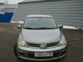 Nissan Tiida, 2007