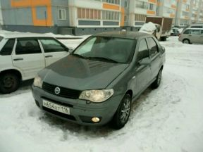 FIAT Albea, 2011
