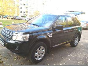 Land Rover Freelander, 2012