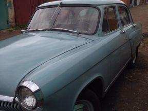 ГАЗ 21 Волга, 1960