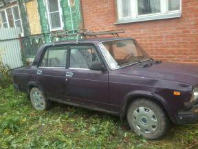 ВАЗ 2107, 2002