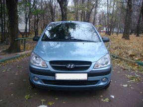 Hyundai Getz, 2010 фото-1