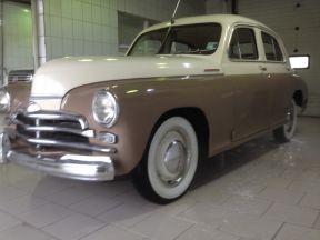 ГАЗ М-20 Победа, 1960