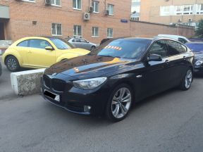 BMW 5 серия GT, 2009