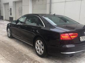 Audi A8, 2013