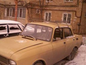 Москвич 2140, 1987