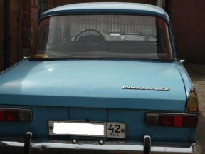 Москвич 412, 1968