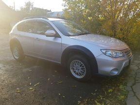 Subaru XV, 2010